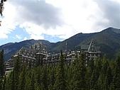 2006加拿大洛磯山脈:223 - 班夫國家公園 - 弓河瀑布 Bow Fall  (14)
