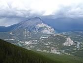 2006加拿大洛磯山脈:230 - 班夫國家公園-硫磺山 Sulphur Mountain (5)