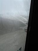 2006加拿大洛磯山脈:127 - 哥倫比亞大冰原 The  Columbia Icefield - 車內外拍 (2)
