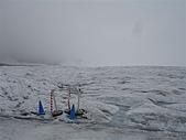 2006加拿大洛磯山脈:139 - 哥倫比亞大冰原 The  Columbia Icefield-阿薩巴斯卡冰河Athabas