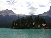2006加拿大洛磯山脈:262 - 悠鶴國家公園-翡翠湖 Emerald Lake (1)