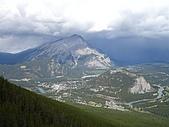 2006加拿大洛磯山脈:231 - 班夫國家公園-硫磺山 Sulphur Mountain (6)