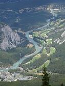 2006加拿大洛磯山脈:239 - 班夫國家公園-硫磺山 Sulphur Mountain (14)