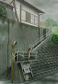 圖片:____淋雨
