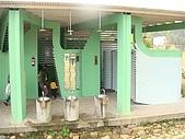 20081228鷹取Paper Dome紙教堂,埔里花卉嘉年:廁所設計也蠻別緻