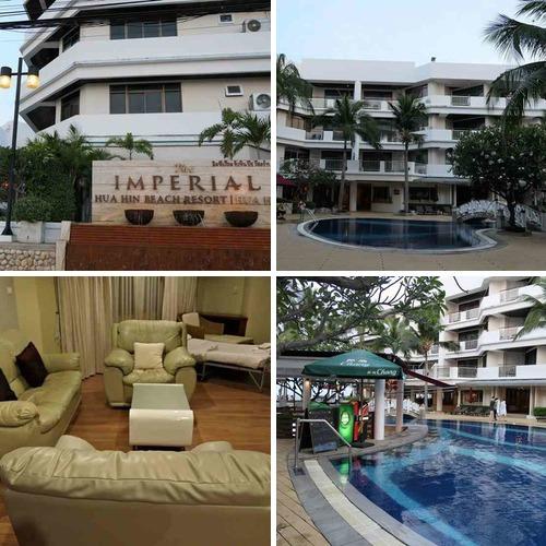 相簿封面 - 20190204泰國華欣The Imperial Hua Hin Beach Resort