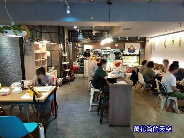 萬花筒1初米A.jpg - 20190818台北初米咖啡錦州店