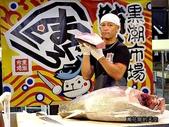 20170612日本和歌山黑潮市場鮪魚秀: