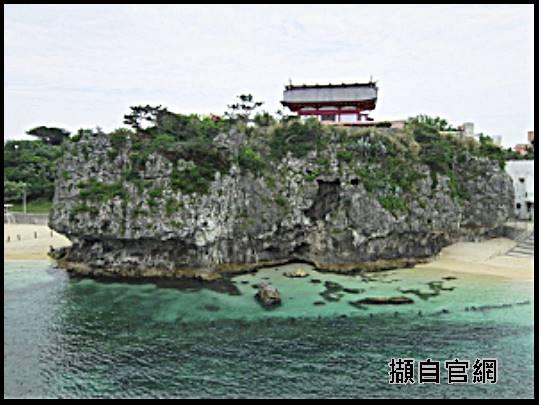 萬花筒的天空(29)A.jpg - 20180101日本沖繩波上宮初詣