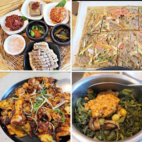 相簿封面 - 20190622韓國大邱山中食堂산중식당
