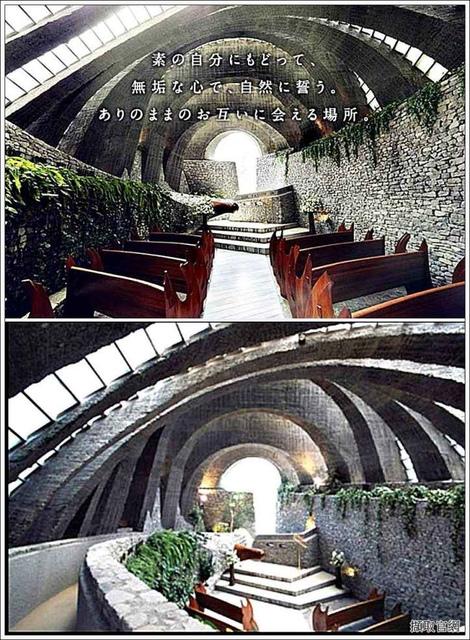 201711石之教堂21.jpg - 20171114日本長野中輕井澤石之教堂