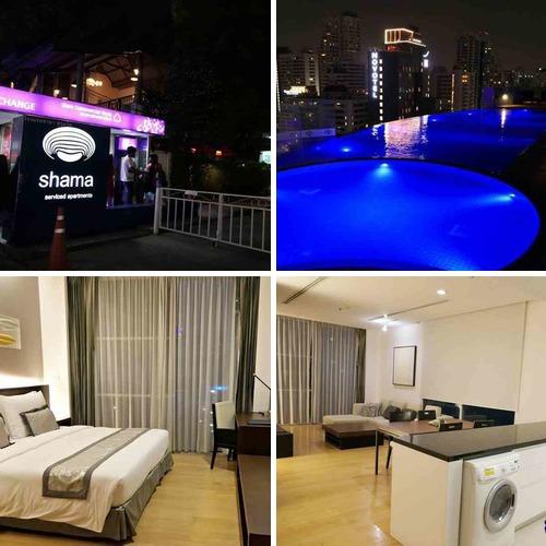 相簿封面 - 20190205泰國曼谷Shama Sukhumvit Bangkok(曼谷莎瑪素坤逸服務式公寓)