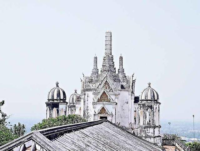 20180214泰國一93.jpg - 20180214泰國七岩拷汪宮(Phra Nakhon Khiri Palace)