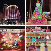 20191128台中新光三越中港店聖誕燈飾:相簿封面