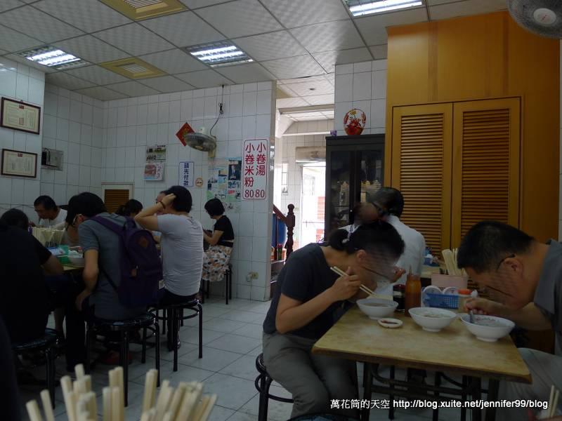 20120603台南葉家小卷米粉:P1160581.JPG