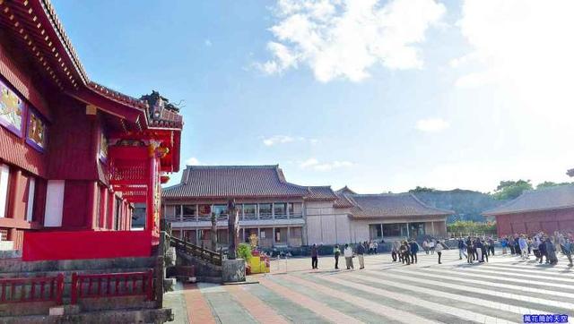 20180102沖繩1371.jpg - 20180102日本沖繩首里城公園