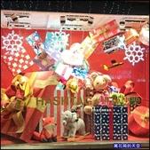 20191128台中新光三越中港店聖誕燈飾:萬花筒60屋馬中港店.jpg