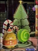 20191128台中新光三越中港店聖誕燈飾:萬花筒50屋馬中港店.jpg