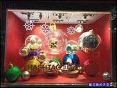 20191128台中新光三越中港店聖誕燈飾:萬花筒61屋馬中港店.jpg