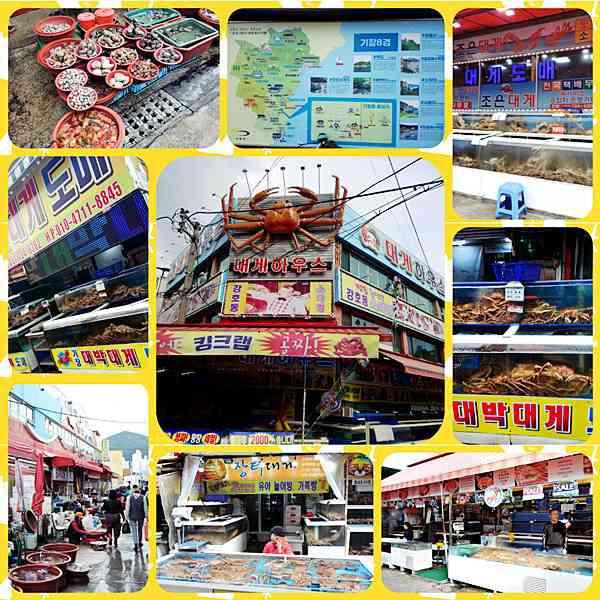 萬花筒的天空機張國味4.jpg - 20181022韓國釜山機張市場기장시장