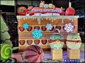 20191128台中新光三越中港店聖誕燈飾:萬花筒49屋馬中港店.jpg