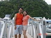 旅遊相簿:92.7.19碼頭棧板