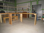 木工作品:L型原木桌02.jpg