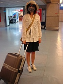 2009.05.23 - 帛琉 Day 1:帽子+口罩+大眼鏡=受虐婦女