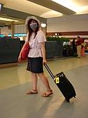 2009.05.23 - 帛琉 Day 1:看打扮就知道要去度假..哈哈