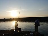 萬里龜吼漁港夜釣竹莢:P1100454.JPG