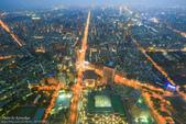 20150531-台北市。101世界之最。夜: