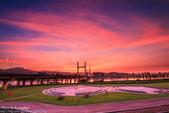 1030716-新北市。重陽大橋。夏豔の晨: