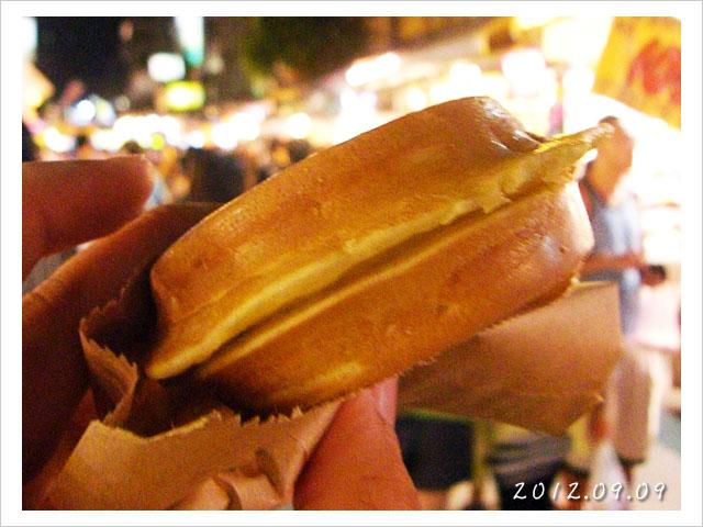 [新北樂華夜市] 日式珍珠紅豆餅