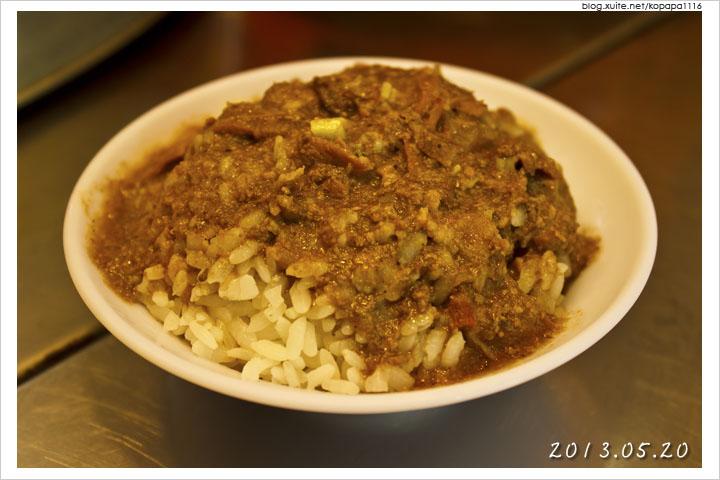 [基隆廟口夜市] 羊妹妹羊肉美食坊 | 羊肉魯飯
