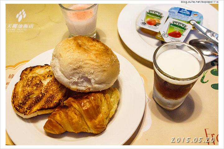 150520 花蓮市區-藍天麗池飯店綠波廊餐廳輕食自助式午餐(09).jpg - 2015Q2 美食記錄