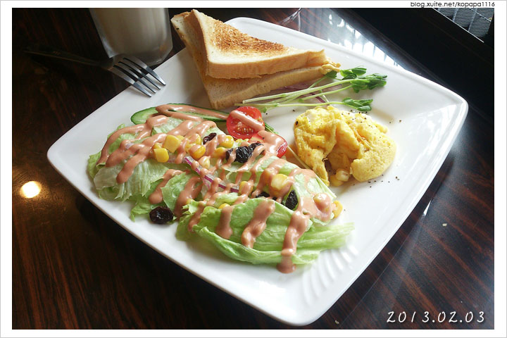 [花蓮市區] Garden House 複合式早餐