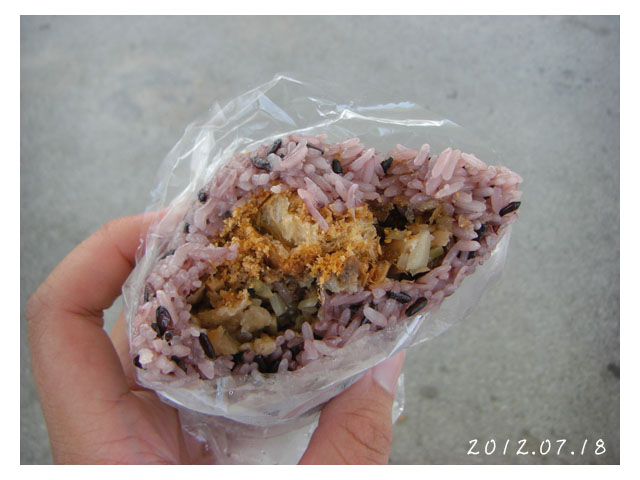 [花蓮市區] 中正國小旁飯糰