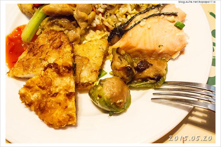 150520 花蓮市區-藍天麗池飯店綠波廊餐廳輕食自助式午餐(13).jpg - 2015Q2 美食記錄