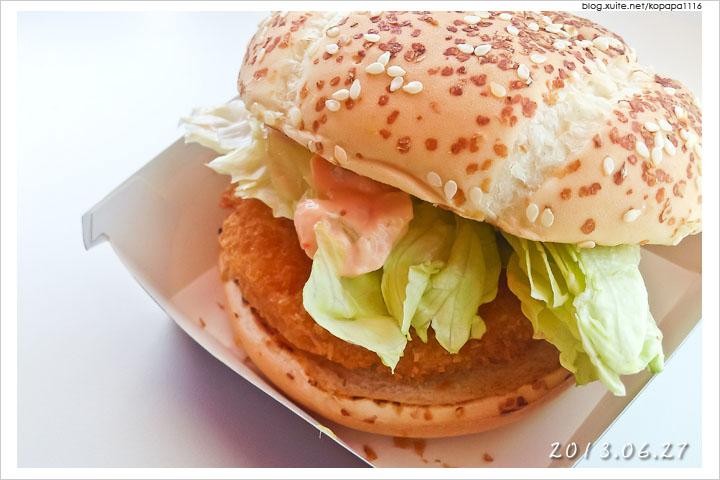 [麥當勞] 海味揚蝦堡