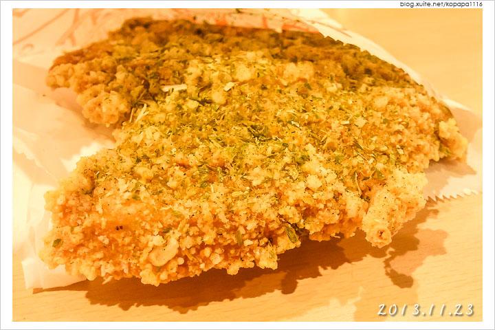 [花蓮市區] 蔥YA雞 | 蔥香酥皮大雞排