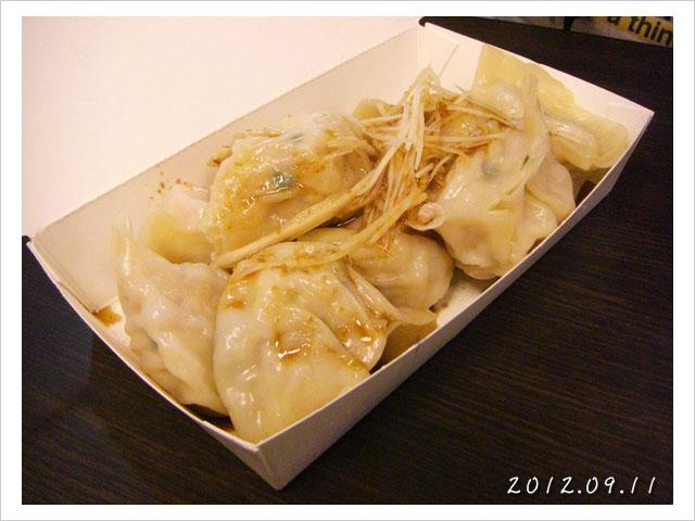 [台北光華商場] 某蒸餃攤