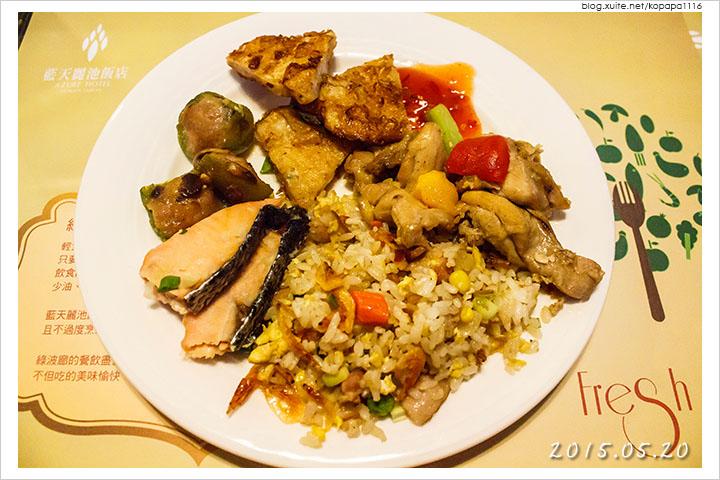 150520 花蓮市區-藍天麗池飯店綠波廊餐廳輕食自助式午餐(12).jpg - 2015Q2 美食記錄
