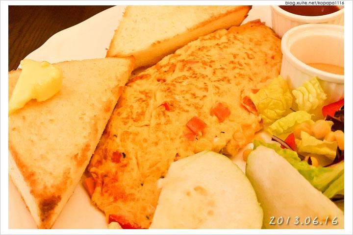 [花蓮市區] 柳橙樹早午餐