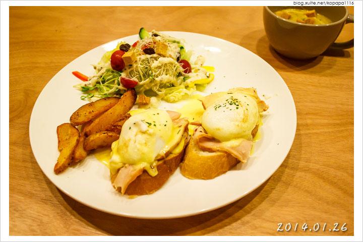[花蓮吉安] 想享慢活早午餐