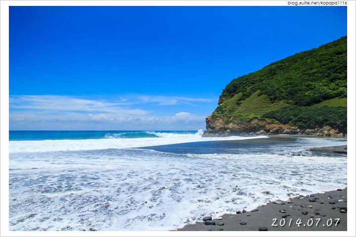 [花蓮海線] 牛山呼庭 | 東海岸台11線上的蔚藍海灘風景區
