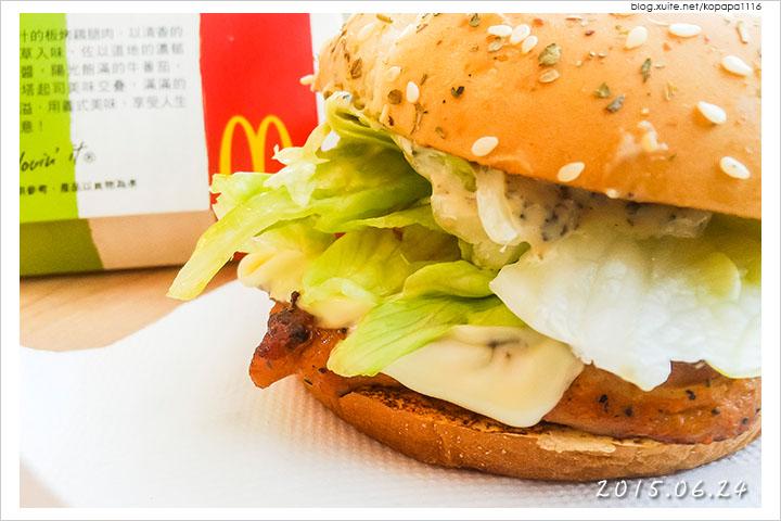 150624 麥當勞-義式青醬雞腿堡(09).jpg - 2015Q2 美食記錄