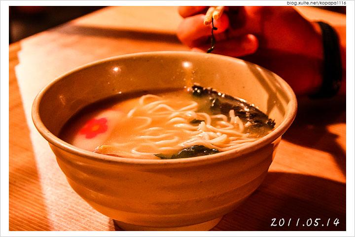 [台南武聖夜市] 京都日式拉麵