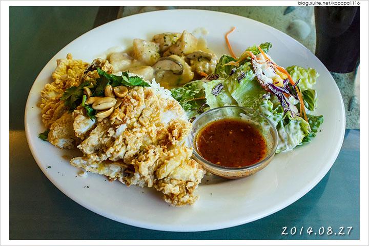 [花蓮美崙] 海風美食館