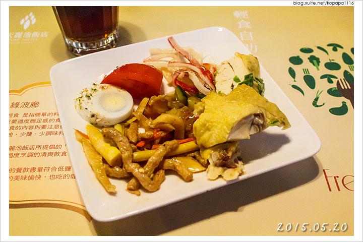 150520 花蓮市區-藍天麗池飯店綠波廊餐廳輕食自助式午餐(11).jpg - 2015Q2 美食記錄