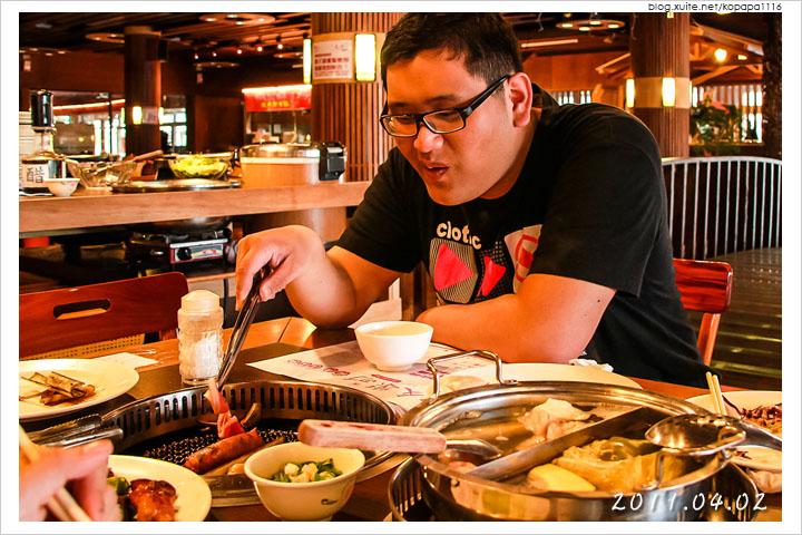 [花蓮市區] 友樂町燒肉鴛鴦鍋